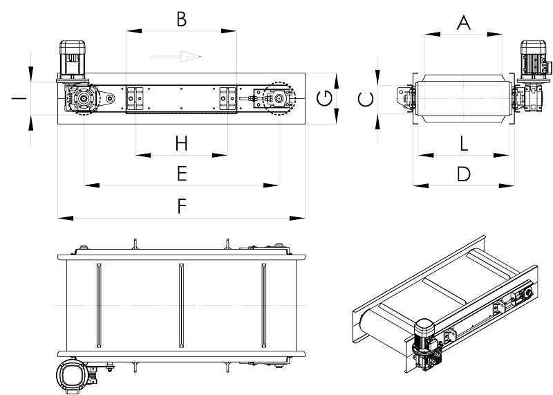 separazione magnetica disegno ovb