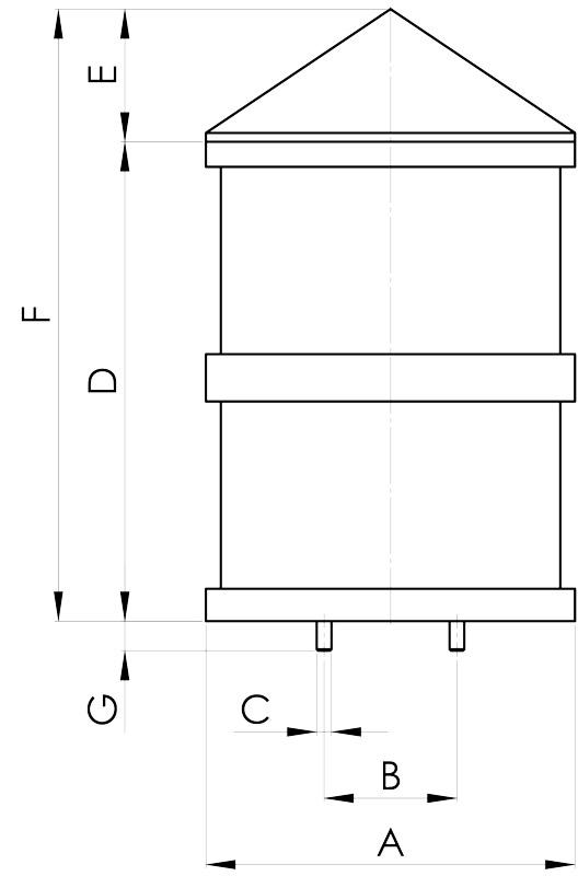 separazione magnetica disegno siluri