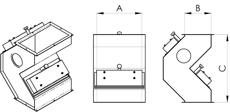 disegno trappola scicane